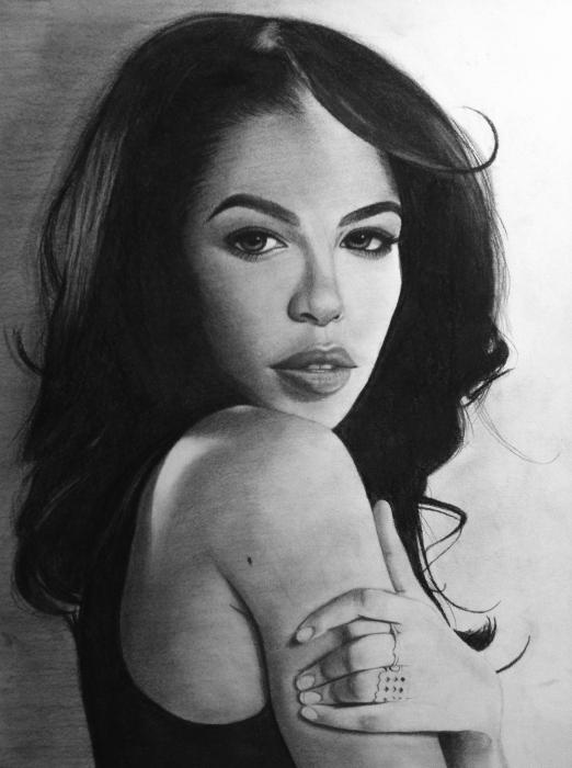 Aaliyah by Malik-0615